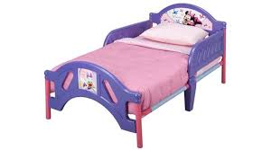 Minnie Mouse Bed Frame Price Disney Minnie Mouse Toddler Bed Only 35