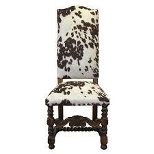 Faux Cowhide Faux Cow Hide Vintage Chair U2013 Boulderbluestudio