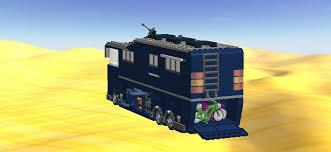 Volkner by Lego Ideas Volkner Mobil Performance