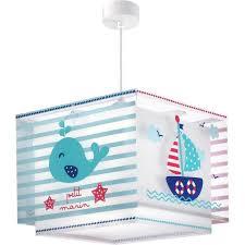 suspension chambre enfants lustre suspension chambre enfant petit marin bleu achat vente