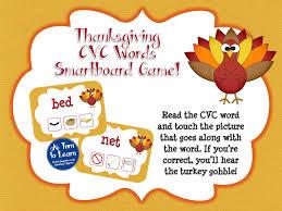 thanksgiving activities for smartboard divascuisine