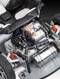 Bmw I8 Engine - revell bmw i8