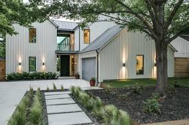 Millennium Home Design Windows Like White Light Board And Batten Black Windows And Grey Roof