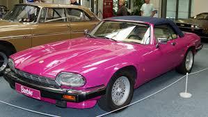 barbie porsche power cars jaguar xjs v12 5 3 cabriolet