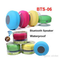 Bluetooth Speakers For Bathroom Best Bts 06 Suction Mini Bluetooth Speaker Shower Car Waterproof