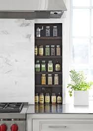 Narrow Spice Cabinet 21 Best Spice Rack Images On Pinterest Dream Kitchens Spice