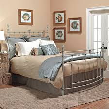 Iron Headboard And Footboard by Old Biscayne Designs Custom Design Iron And Metal Beds Rosalie