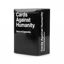cards against humanity second expansion on sale cah expansion