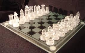 decorative chess set glass chess set black chess set glass chess set manufacturer india