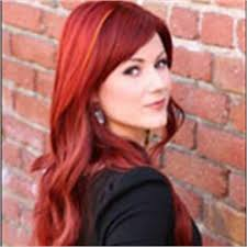 how to put red hair in on the dide with 27 pieceyoutube redheads to fall in love with plus formulas career modern salon