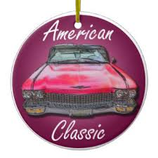 cadillac ornaments keepsake ornaments zazzle