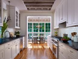 white galley kitchen ideas small white galley kitchens custom home design