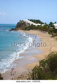 secluded beach antigua stock photos u0026 secluded beach antigua stock