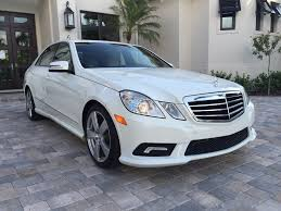 2011 mercedes for sale 2011 mercedes e350 sedan for sale by auto europa naples