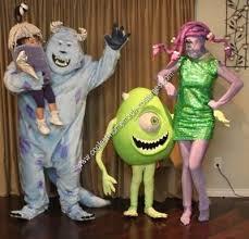 Monster Halloween Costumes 161 Halloween Costumes Group Effort Images