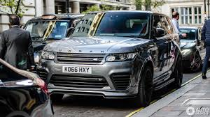 onyx range rover land rover urban range rover sport svr 3 july 2017 autogespot