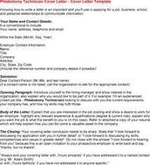 Sample Resume For Phlebotomist by Phlebotomy Cover Letter Samples Letter Pinterest Phlebotomy
