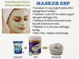Yogurt Untuk Masker Wajah kebaikan yogurt untuk kulit