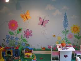 Designing A Wall Mural Best 25 Garden Mural Ideas On Pinterest Fence Painting Garden