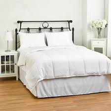 Hotel Grand Down Alternative Comforter 100 Summer Weight Comforter Update Your Bedding For Summer