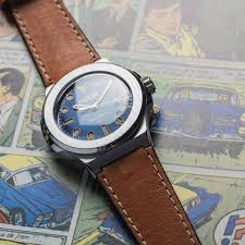 Nautical Themed Watches - laventure watches the coolector