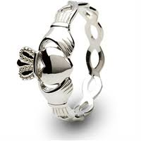 the claddagh ring claddagh ring meaning claddaghring free shipping from usa