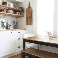 staining ikea kitchen cabinets transform your home with these 18 genius ikea hacks