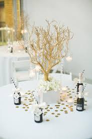 manzanita branches centerpieces gold manzanita branch centerpieces tradesy