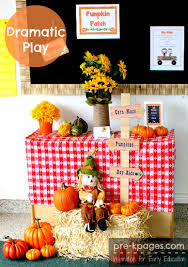 dramatic play pumpkin patch dramatic play kindergarten and patches