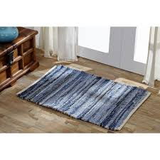 Rag Area Rug Cotton Rag Area Rugs Roselawnlutheran