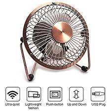 Small Desk Fan Mbsshi Mini Usb Desk Fan Laptop Cooler Cooling