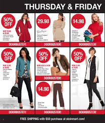 thanksgiving doorbusters 2014 stein mart black friday ads sales and deals 2016 2017
