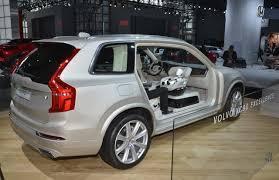 Volvo Suv Interior Honda Pilot Vs Volvo Xc90 Compare Cars