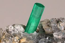 Emerald Emerald Emerald Mineral Information And Data
