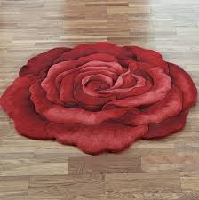 Rose Area Rug Red Rose Area Rug Home Design Ideas