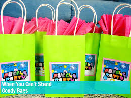 where to buy goodie bags with birthday party goody bags