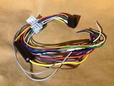 universal car audio and video wire harnesses ebay