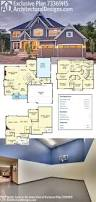 plan 73369hs 5 bedroom sport court house plan square feet bath