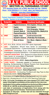 jobs for journalists in chandigarh map sector jobs in d a v public vacancies in d a v public