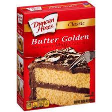 amazon com duncan hines signature cake mix spice cake 16 5