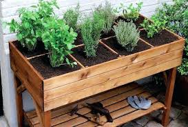 herb garden planter herb garden planter for balcony garden simple roomy ezpass club