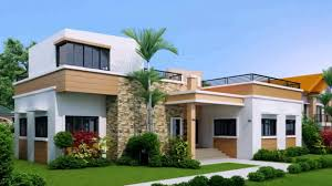 bungalow house design with rooftop youtube
