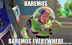 Buzz Lightyear Everywhere Meme - baremos baremos everywhere meme de buzz lightyear 4532 memes