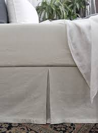 matteo vintage linen fitted sheet