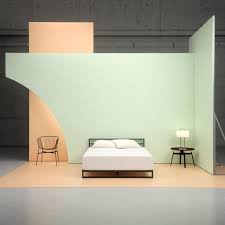 Cool Fresh Colored Bedrooms Core Architect by Pressure Relief Green Tea Memory Foam Mattress Zinus