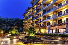 outlook ridge residences baguio city near mines view