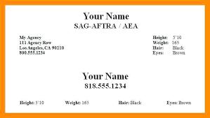 sample acting resume for beginners sample acting resume beginner
