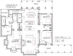 open plan house plans small floor plans small floor plan change stairs one bedroom bath