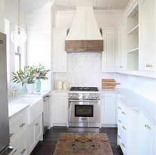 Small White Kitchen Small Kitchen Category Interior Design Product Review Home Bunch Interior