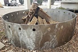 Fire Pit Liners by Coolest 21 Fire Pit Liners